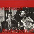 HANSPETER SCHNEIDER photo exhibition promo card Japan 1994 [PM-100]