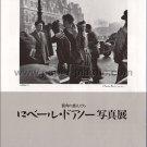 ROBERT DOISNEAU photo exhibition flyer Japan 1992 [PM-100]