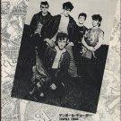 TENPOLE TUDOR magazine clipping Japan 1981 [PM-100]