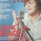 JACK BLACK NXNE MOBB DEEP SYDNEY POLLACK mag Canada June 15-21, 2006 [SP-500]