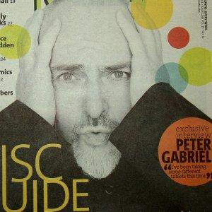 PETER GABRIEL BJORK TIM SIMS ART BRUT mag Canada November 17-23, 2005 [SP-500]