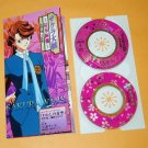 SAKURA WARS anime soundtrack 3-inch double CD Japan w/foldout cover