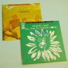 THE BROTHERS FOUR Where Have All the Flowers Gone EP & Greenfields 45 Japan