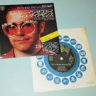 ELTON JOHN LENNON Lucy in the Sky with Diamonds / One Day at a Time 33-1/3 Japan