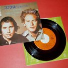 SIMON & GARFUNKEL El Condor Pasa / So Long, F. L. Wright - quadraphonic 45 Japan