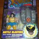 MARVEL COMICS X-MEN CLASSICS BATTLE BLASTERS WOLVERINE