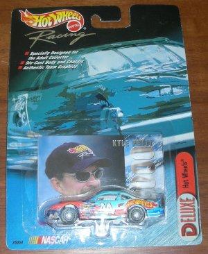 HOT WHEELES NASCAR RACING KYLE PETTY W/CARD