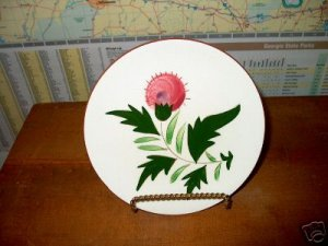 Stangl Thistle Bread / Butter Plate    B09