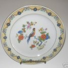 China Epaig Royal Salad Plates Bird in Center A3