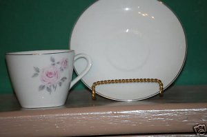 Rose China Perfection Cup and Saucer 3310  I71