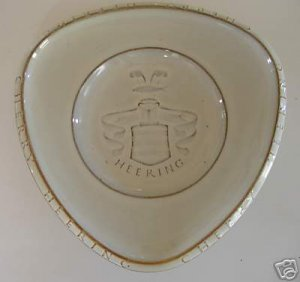 cherry Heering Dish  Made in Denmark   A5b