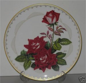Boehm Roses of Excellence Collection The Love Rose   MT