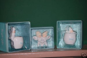 Dept 56 Angel Gift Collection Lot of 3  I83