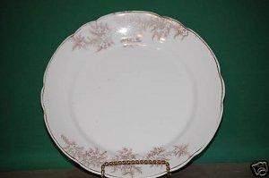Antique Rare Hicks, Meigh & Johnson Dinner Plate I79a