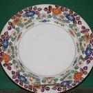 Copeland Floral Dinner Plate England  I77