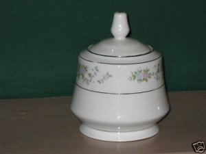 Royal Majestic Cannes 8078 Sugar Bowl w/ Lid  I41