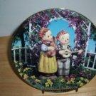 Hummel Plate Little Musicians B12