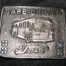 Safe Driver Belt Buckle  A5