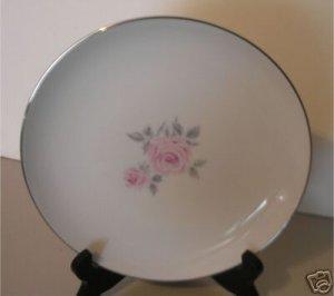 Small (Salad?)  Plate Rose China N  Perfection Japan M1