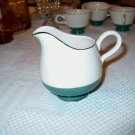 Laughlin Cavalier Eggshell Green Footed Creamer I05