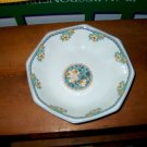 Johnson Bros Octangle Bowl Floral Pat.  I28