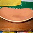 Harmony House Peach Oval Vegetable Bowl  I28