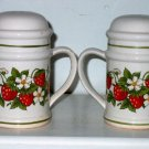 Norleans Salt and Pepper Strawberry Pat.  I16