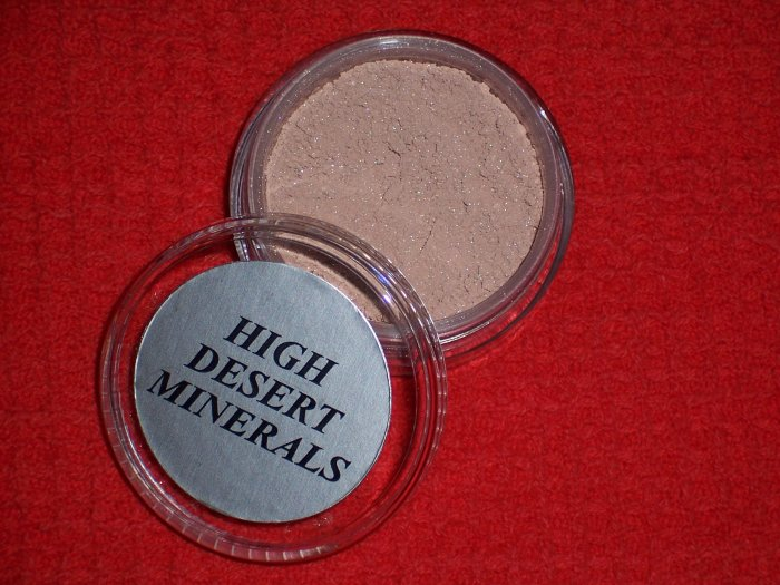 MEDIUM BEIGE Bare Desert Minerals FOUNDATION 8gr FULL SIZE