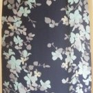OLD NAVY Long Blue FLORAL PRINT Skirt size 4