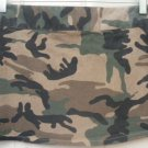 FUNHOUSE Micro-Mini STRETCH CAMOUFLAGE Skirt size S
