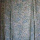 APOSTROPHE Mid-Calf Pear GODET HEM Print Skirt size 22W