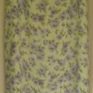EMMA JAMES Long Green FLORAL PRINT Skirt size 10