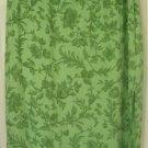 SAG HARBOR Long Green FLORAL PRINT Skirt size 14 *NWT*
