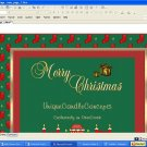 Christmas Stockings Holiday Template
