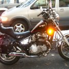 Rare 1987 Kawasaki  454 Motorcycle!
