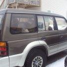 Mitsubishi Montero SR Loaded!