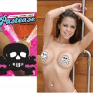 Pastease - Skull & Crossbones Shaped Reusable Pasties. Set of 2