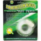 Humm Dinger - Glow in the Dark Vibrating Penis Ring Re-useable