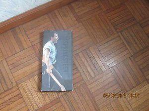Bruce Springsteen & The E Street Band Live 3 CD Box Set with Book!