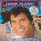 DICK CLARK AMERICAN BANDSTAND & MR. NEW YEARS HIMSELF 2RECORD ALBUM ROCK N ROLL