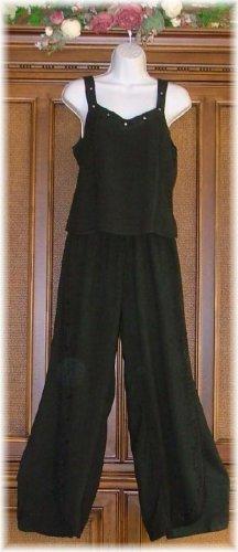 Way HIP Funky Hippie Quasi-Wrap Pant Outfit Cute Shisha