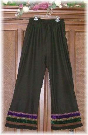 New Funky Cher Looking New Hippie Bell Bottoms