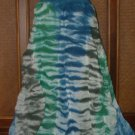 So One of a Kindy Tie Dye Curtain Skirts 2 Colors Sized