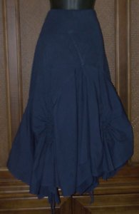Funkygarb's Exclusive Spinny Table Cloth Skirt 3 Colors