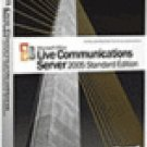 Office Live Comm Server 2005 Standard Edition with 5 CALs