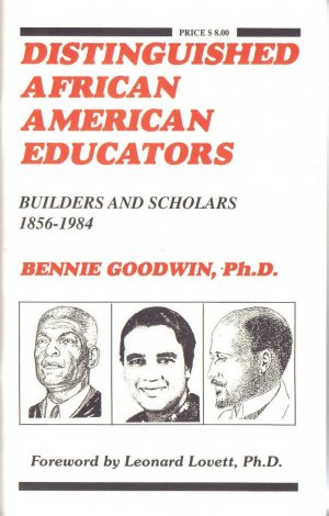 Distinguished African American Educators