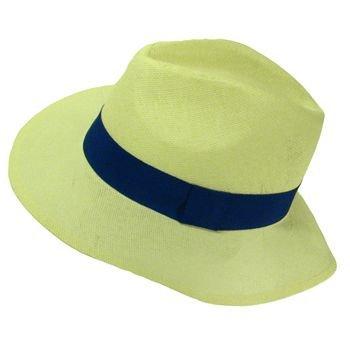 Light Vent  Beach Sun Visor Fedora Trilby  Hat Natural