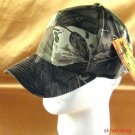 NWT HUNTING HUNTER CAMOUFLAGE 100% COTTON HAT CAP M - L
