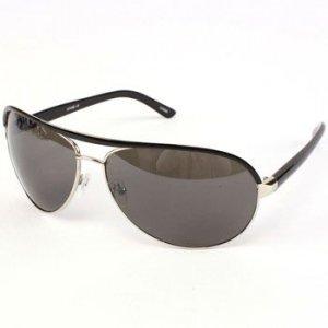Aviator Designer Retro Sunglasses Shades Metal Black G