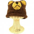 San Diego Hat Co Baby 1-2  Soft Handknit Bear Animal